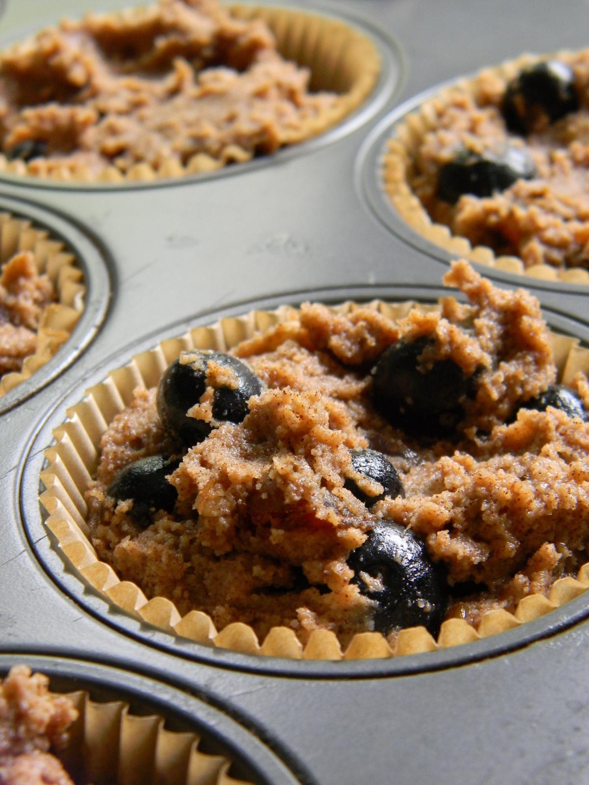 Blueberry Breakfast Bombs